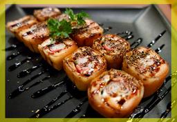 Sushi Hot Roll Especial