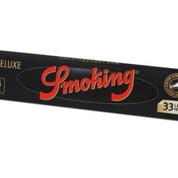 Seda Smoking Deluxe Preta Grande