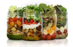 Combo 4 Saladas