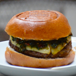 Chimichurri Burger - Smash Burger 65g