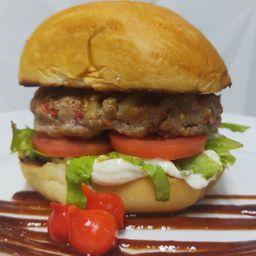 Shank burger
