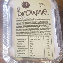 Brownie - 100g