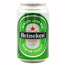 Cerveja heineken lata 330 ml