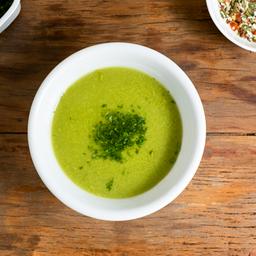 Sopa de ervilha (vegana)
