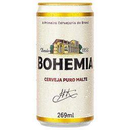Cervejas Bohemia 269ml