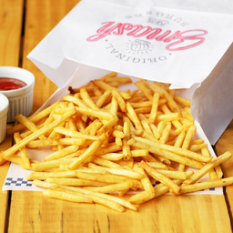 Batata Smash Fries