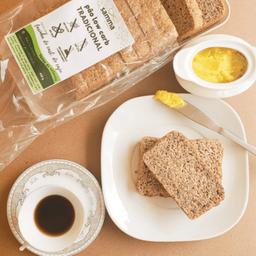 Pão Low Carb Tradicional - 450g (Congelado)