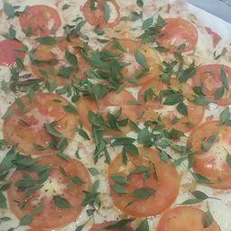 Pizza 4 Sabores 45cm