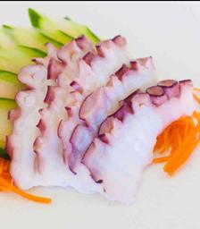 Sashimi de Polvo - 8 Peças