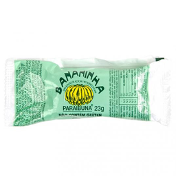 Bananinha Paraibuna Sem Açúcar - 23g