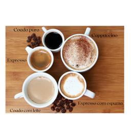 Café Coado com Leite 240ml