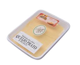 Queijo Prato Light - 200g