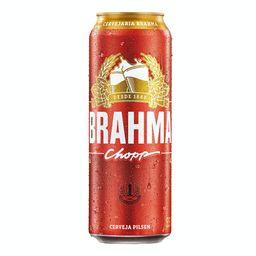 Cerveja Brahma Latão 550Ml