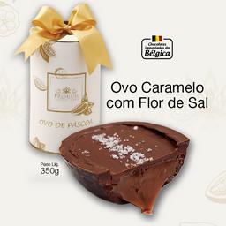 Ovo Caramelo Flor de Sal