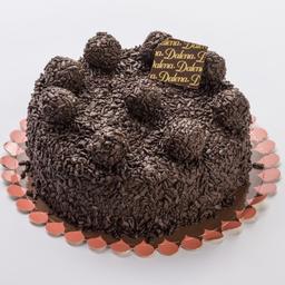 Torta Brigadeiro - Pequena