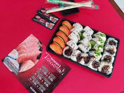 Combinado Sushi Variado - 25 Unidades