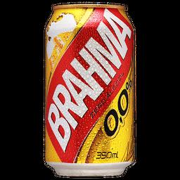 Brahma Lata Zero Álcool 350 ml