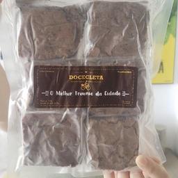 Brownie para Sobremesa - 6 Unidades