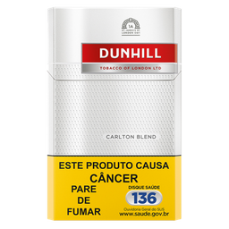 Cigarro Dunhill Carlton Blend Box
