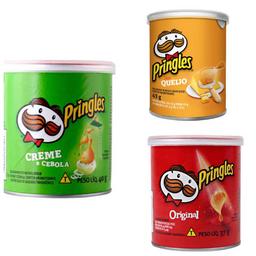 Batata Pringles 40g