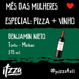 Itzza e Vinho Benjamin Nieto