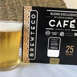 Cerveja Eclipse + Café Em Cápsula Suave