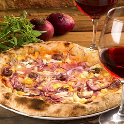 Pizza Portuguesa Individual - 26cm