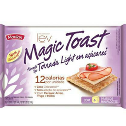 TORRADA LIGHT MAGIC TOAST de 30 GR.