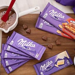 Chocolate Milka Alpine Milk