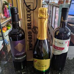 Kit_ vinhos de mesa