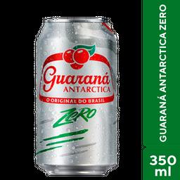 Guaraná Antarctica Zero (lata 350 Ml)