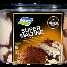 Sorvete de Super Maltine 1,5L