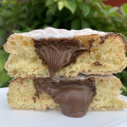 Donut de Nutella