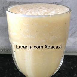 Suco Laranja com Abacaxi 400ml