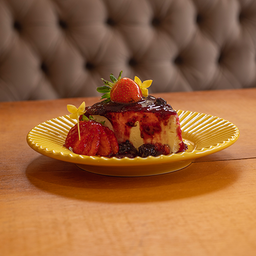 Cheesecake de Frutas Vermelhas - 220g