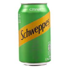 Schweppes CITRUS 350 ml