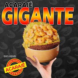 N1000-acarajé gigante