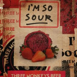 37- Three Monkeys - I'm So Sour - 1 Lit