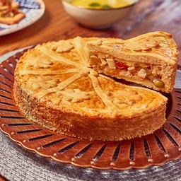Torta de palmito média 1 kg aprox.