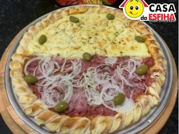 Pizza Meio a Meio - Brotinho