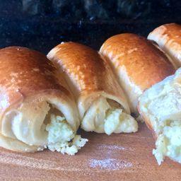 Pão de Mandioca com Queijo - 3 unidades