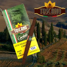 Charuto Italiano Toscano Garibaldi