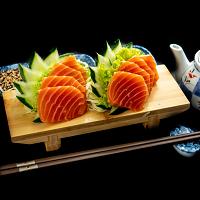 Sashimi Salmão - 8 Peças