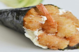 Temaki camarão