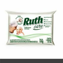 Sabão de coco RUTH de 100 Gr.