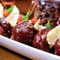 Porção de Bolinhos de Carne
