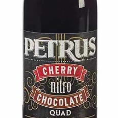 Petrus Nitro Quad Cherry and Chocolate 330ml