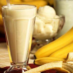 Milkshake de Banana Flambada 500 ml