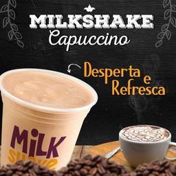 Milk Shake De Cappuccino