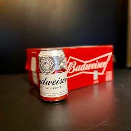 Budweiser Pack Lata 350ml
